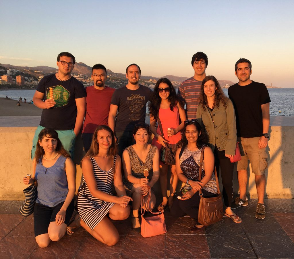 Zaugg Group September 2017 - Group Retreat in Málaga
