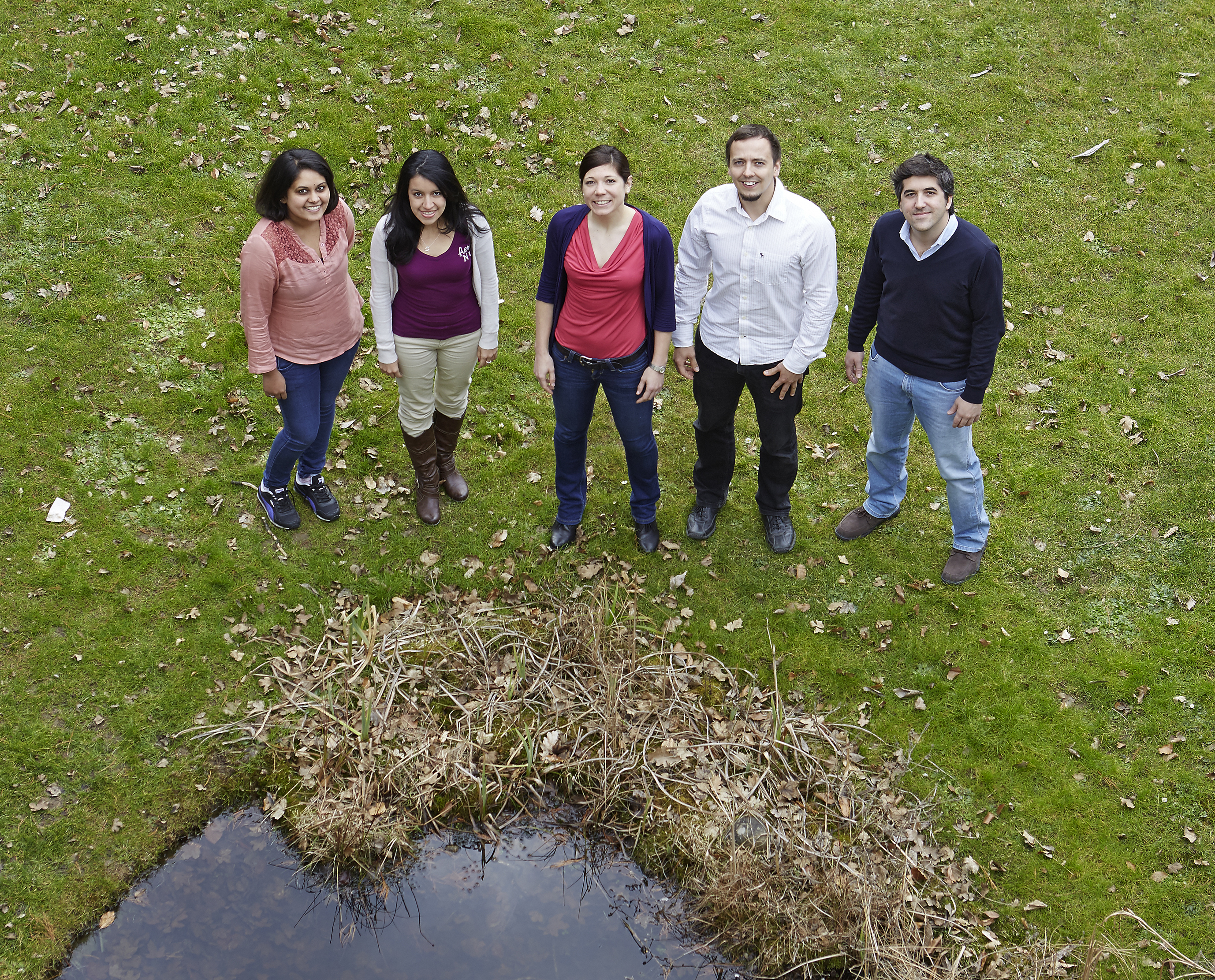 Zaugg Group March 2015 (Ana missing)